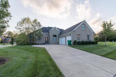 Louisville Single Family Home For Sale: 17509 Polo Run Ln