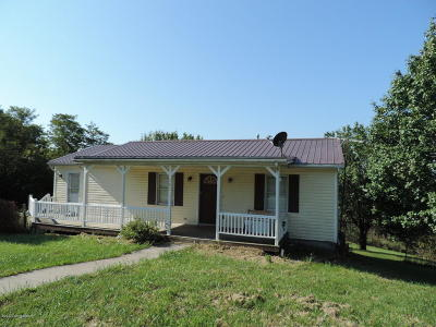 Trimble County Single Family Home For Sale: 357 Willard Wilson Rd