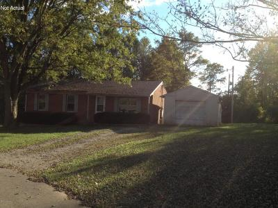 Trimble County Single Family Home For Sale: 149 Greenbriar Rd