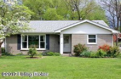 Louisville Rental For Rent: 6809 Shareith Dr