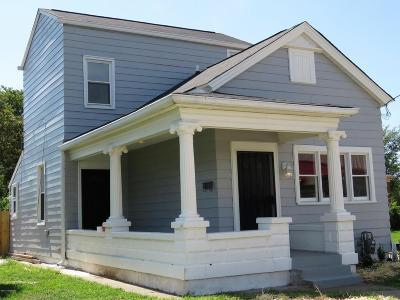 Louisville KY Single Family Home For Sale: $189,900