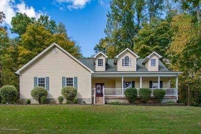 Bullitt County Single Family Home For Sale: 250 Lotus Dr