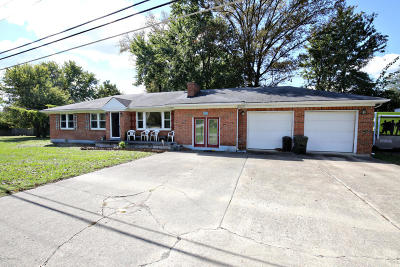 Bullitt County Single Family Home For Sale: 149 Eastview Dr