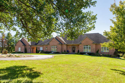 Jefferson County Single Family Home For Sale: 18706 Shelbyville Rd