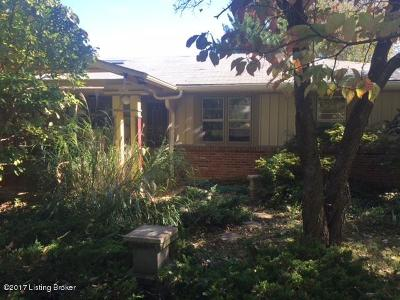 Jefferson County Single Family Home For Sale: 4406 Rudy Ln