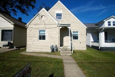 Louisville KY Multi Family Home For Sale: $59,900