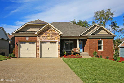 Bullitt County Single Family Home For Sale: 192 Fallen Branch Ct
