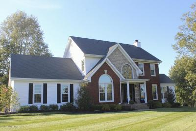 Crestwood Single Family Home For Sale: 3806 Stone Gate Dr