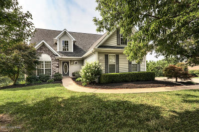 Oldham County Single Family Home For Sale: 4218 Winding Creek Rd