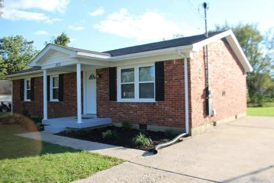 Mt Washington Single Family Home Active Under Contract: 383 Concord Dr