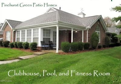 Louisville KY Condo/Townhouse For Sale: $260,000