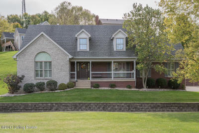 Oldham County Single Family Home For Sale: 12410 Warner Dr