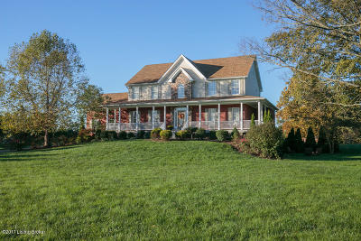 Crestwood Single Family Home For Sale: 5322 High Crest Dr