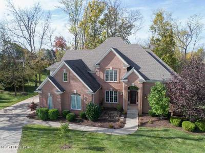 Oldham County Single Family Home For Sale: 1802 Hampton Pl