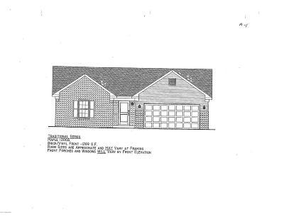 Shepherdsville Single Family Home For Sale: Lot 522 Gadwall Ct