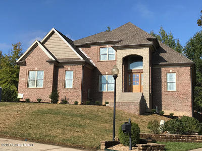 Louisville Single Family Home For Sale: 2505 Ivy Oaks Ct