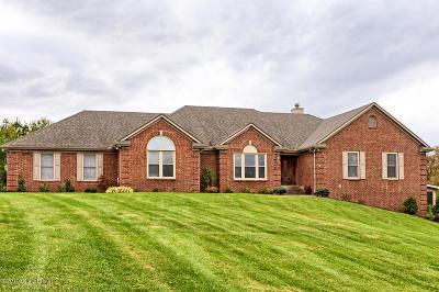 Shelby County Farm For Sale: 2219 Harrington Mill Rd
