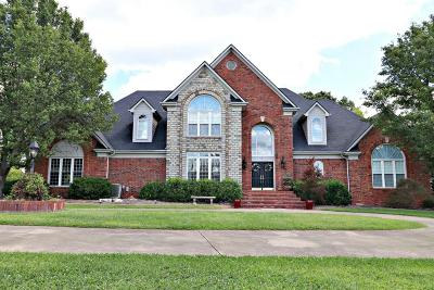 Shelby County Single Family Home For Sale: 300 Old Stone Dr