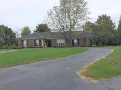 Shelby County Single Family Home For Sale: 3126 Shelbyville Rd
