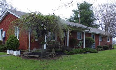 Shelbyville Farm For Sale: 339 Harley Thompson Rd