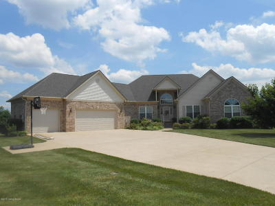 Hardin County Single Family Home For Sale: 612 Langley Trace