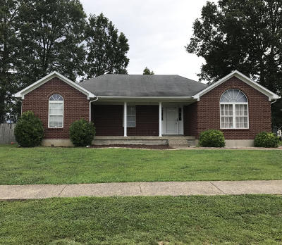 Bullitt County Rental For Rent: 238 River Trace