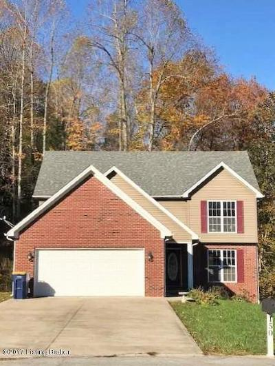 Leitchfield Single Family Home Active Under Contract: 150 Cottonwood Dr