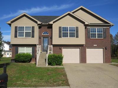 Shepherdsville Single Family Home For Sale: 123 Redcrest Dr
