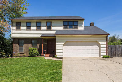 Jeffersontown Single Family Home For Sale: 3010 Gleeson Ln