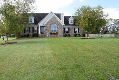 Oldham County Single Family Home For Sale: 4600 Stone Ridge Rd