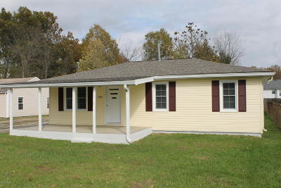 Bullitt County Single Family Home For Sale: 1096 W Blue Lick Rd