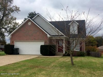 Shepherdsville Single Family Home For Sale: 145 Jade Dr