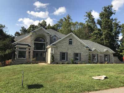 Elizabethtown Single Family Home For Sale: 105 Karstwood Ct