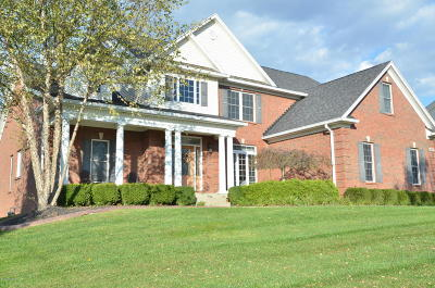 Bullitt County Single Family Home For Sale: 447 Heritage Hill Pkwy