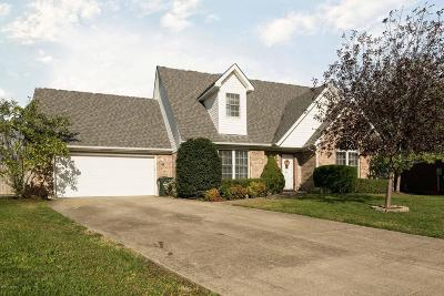 Jeffersonville Single Family Home For Sale: 4403 Fossil Ct