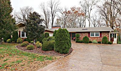 Louisville Single Family Home For Sale: 141 Tanglewood Trail