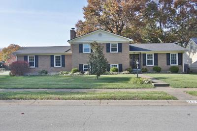 Louisville Single Family Home For Sale: 4601 Hedgerow Ct