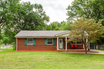 Louisville Single Family Home For Sale: 3904 Iron Horse Way