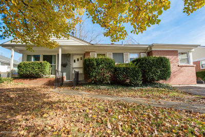 Louisville Single Family Home For Sale: 3739 Rouge Way