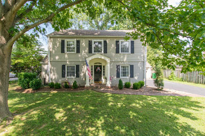Louisville Single Family Home For Sale: 427 Country Ln