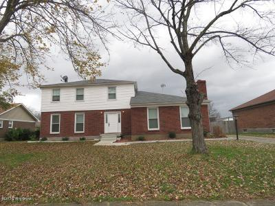 Louisville KY Single Family Home For Sale: $224,900