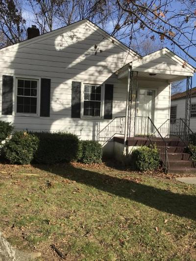 Louisville KY Single Family Home For Sale: $45,000