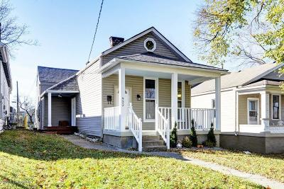 Louisville Single Family Home For Sale: 932 Ash St