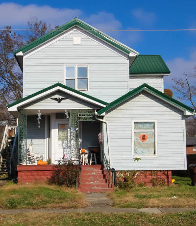 Spencer County Multi Family Home For Sale: 136 W Main