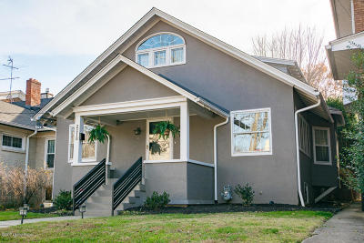 Highlands Single Family Home For Sale: 2210 Sherwood Ave