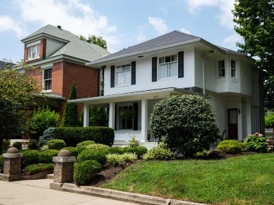 Highlands Single Family Home For Sale: 1633 Rosewood Ave