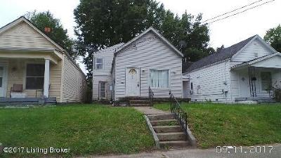 Jefferson County Single Family Home For Sale: 3324 Hale Ave