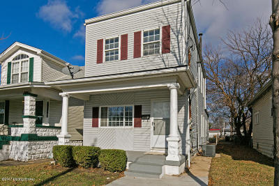 Louisville Single Family Home For Sale: 1119 Forrest St