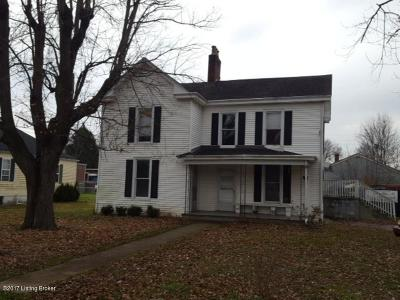 Louisville KY Multi Family Home For Sale: $85,000