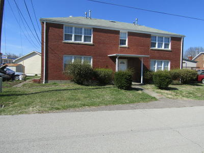 Muldraugh Multi Family Home For Sale: 106 Harris
